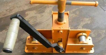 Трубогиб своими руками — устройство и инструкция по изготовлению