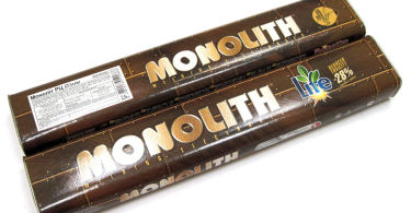 Сварочные электроды марки «Монолит»