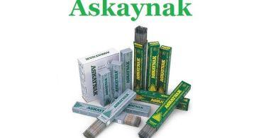 Сварочные электроды марки «Askaynak»
