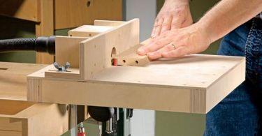 Как сделать стол для ручного фрезера своими руками