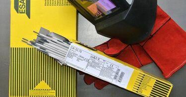Сварочные электроды «ОК 53.70» — характеристики и хранение