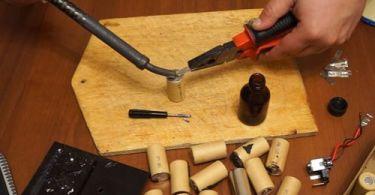 Ремонт аккумулятора шуруповёрта: как починить