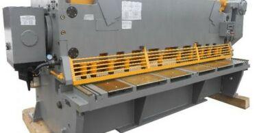 Гильотины для резки и рубки металла — принцип работы и конструкция