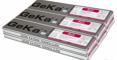 Сварочные электроды «Geka»