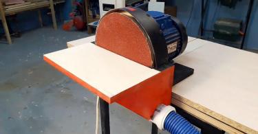 Шлифовальный станок своими руками — как сделать быстро и легко?
