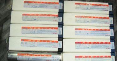 Сварочные электроды марки «Nobitec»
