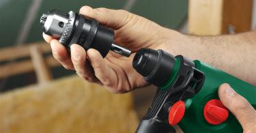 Снятие патрона с перфоратора: ремонт, замена