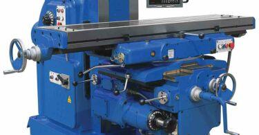 Горизонтально-фрезерные станки по металлу — классификация и применение