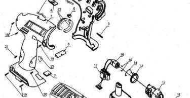 Как разобрать шуруповёрт: патрон, аккумулятор