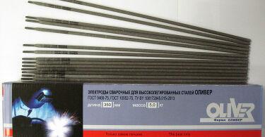 Сварочные электроды «ОЗЛ» — модели и их применение