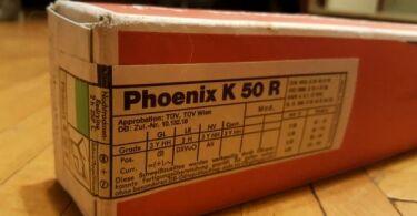 Сварочные электроды «Phoenix»