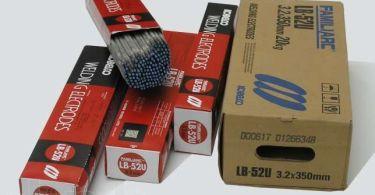 Сварочные электроды марки «Kobelco»