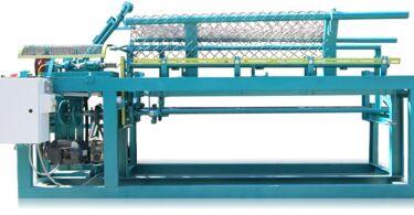 Станок для производства сетки рабицы — разновидности и принцип работы