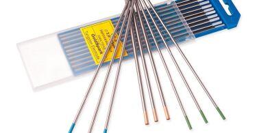 Вольфрамовые электроды для сварки — характеристики, виды, маркировка