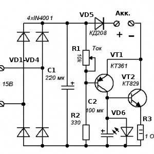 схема-зарядки-шуруповёрта