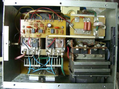 Сварочный инвертор схема