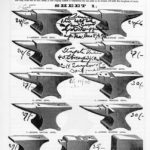 Кузнечные наковальни: виды, конструкции, изготовление