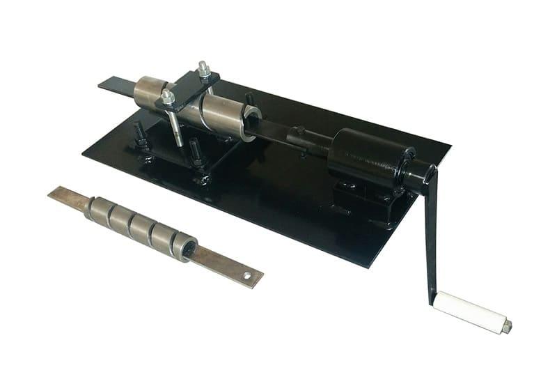 Ручной станок для производства сетки рабицы