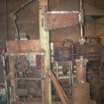 Самодельный кузнечный молот с массой падающих частей 22 кг