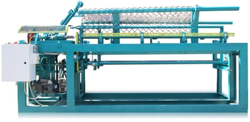 Станок для производства сетки рабицы