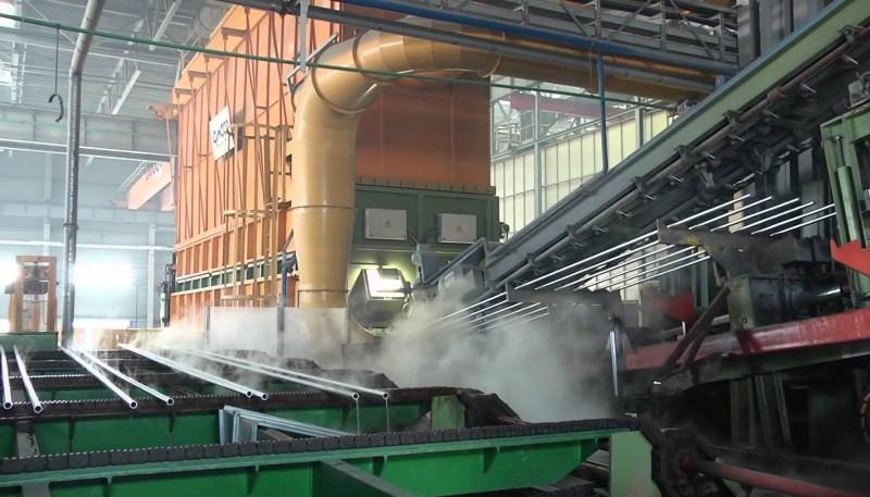 Завод по изготовлению метизной продукции