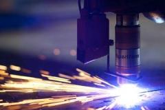 Процесс лазерной резки металла