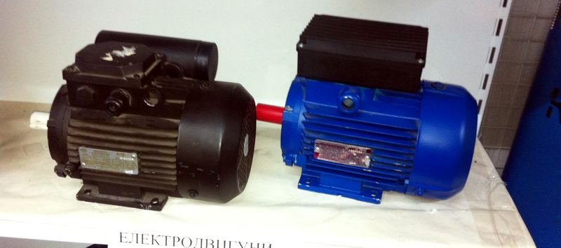 Электромотор для циркулярки