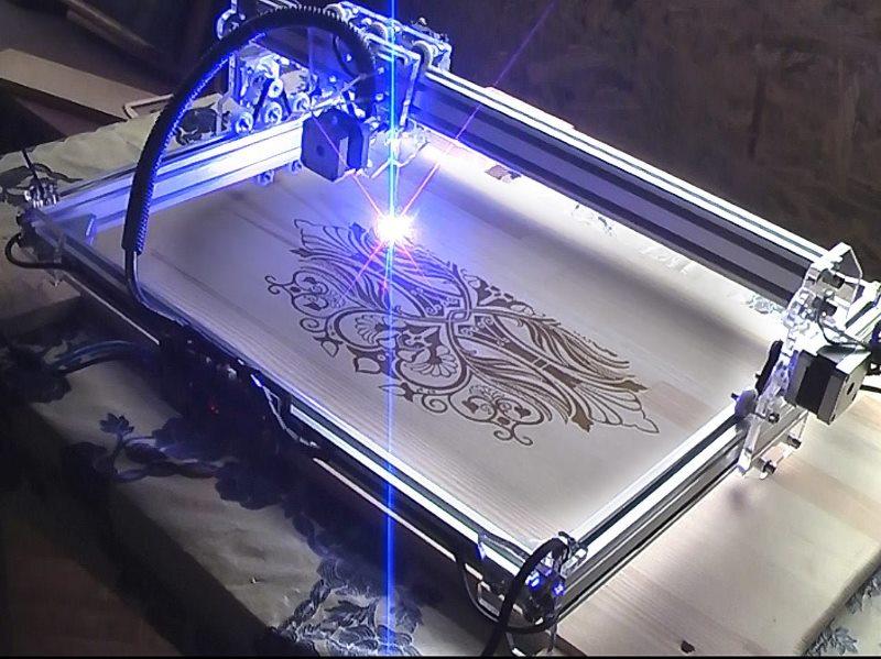 Лазерный гравер