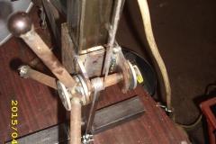 Барабанный механизм перемещения каретки