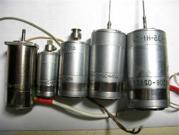 Двигатели для сверлильных станков для печатных плат