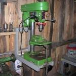 Модернизация сверлильных станков