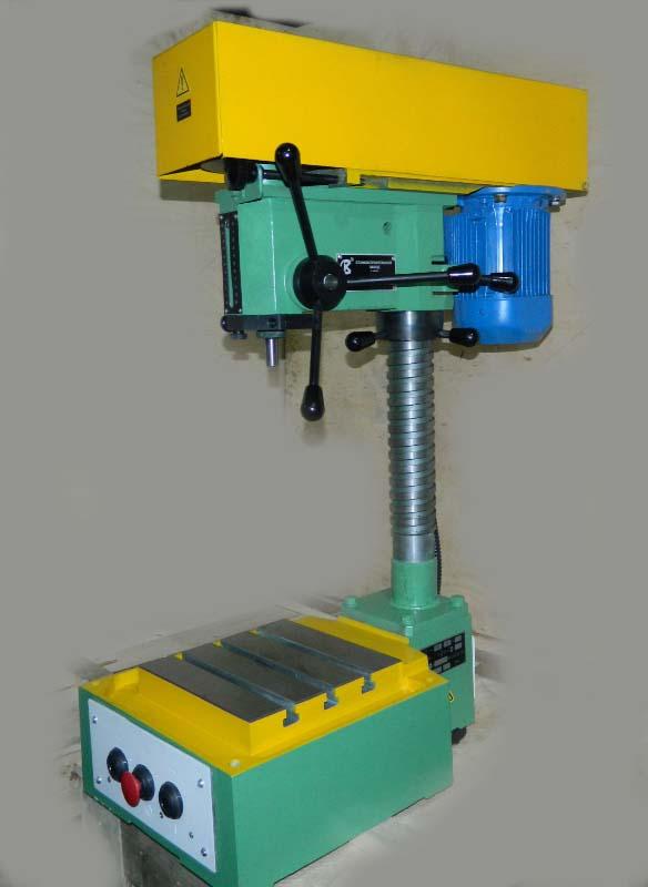Настольный вертикально-сверлильный станок 2М112