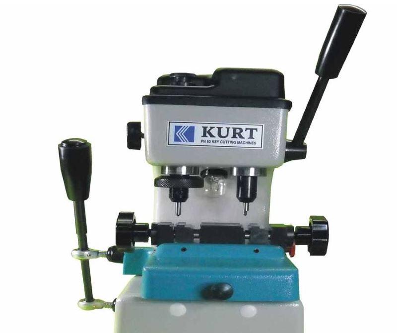 Вертикальный станок для изготовления дубликатов ключей Kurt PN80